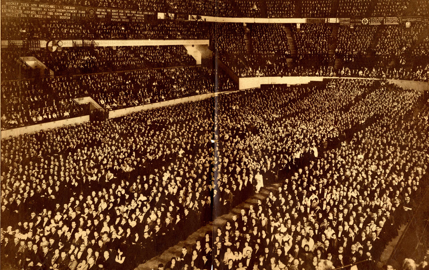 IJP_NYTimes_MadisonSqGarden_concert1932 - Polish Music Center
