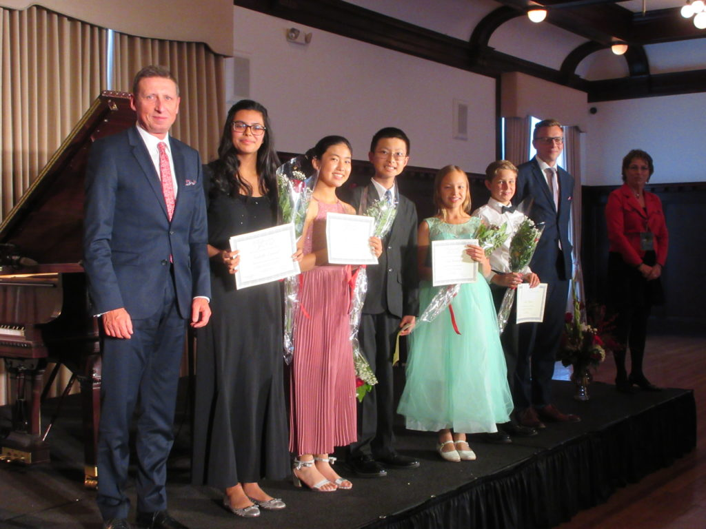 2019 Youth Competition Winners' Recital
